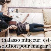 Thalassothérapie : la solution anti-stress naturelle